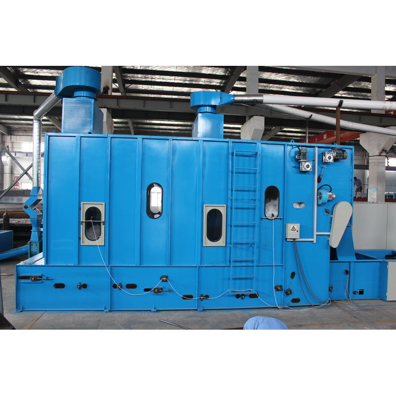 HONGE-2m Working Width High Performance Big Chamber Mixer for Polyester