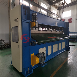 HONGE- High Speed Nonwoven Automatic Punching Machine / Needle Felt / Carpet Machine