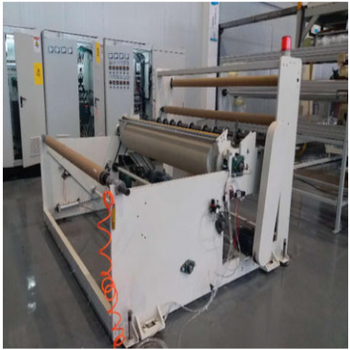 Daily maintenance of nonwoven equipment